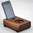 A Greener, More Beautiful Sound Dock for Your iPhone