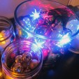 Let There Be Light! LED Holiday Centerpieces