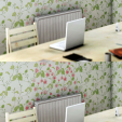 Heat-Reactive & Digital Wallpaper Let You Redecorate On The Fly