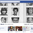 How To Hack Your Facebook Timeline Cover: Celebrity Yearbook