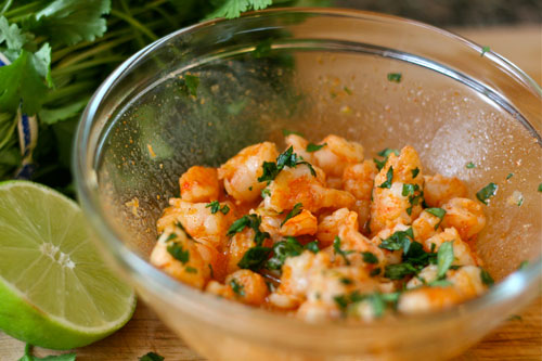 how to cook pre cooked shrimp in the oven