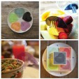 Sweet, Colorful, and Eco-Friendly Heart Part Utensils