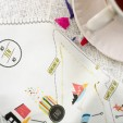 Create Custom Wedding Fabric with Spoonflower