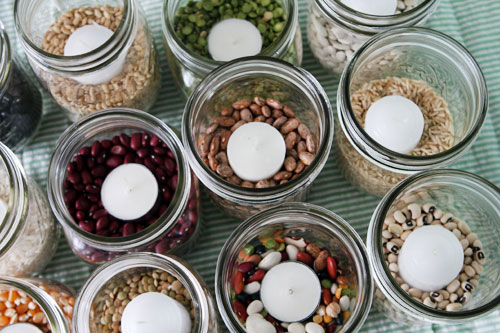 Cool Beans: Mason Jar Fillers from the Grocery Store ...
