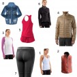 High Tech and High Style Fitness Apparel You Need Now