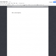Get a Linen Background for your Google Docs