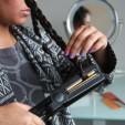 Beauty Hack! Flat Iron Your Braids to Make Waves