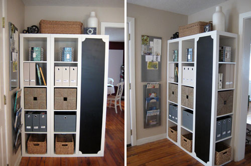 10 of Our Favorite Ikea Hacks | Brit + Co. - Besta Ikea White Creative