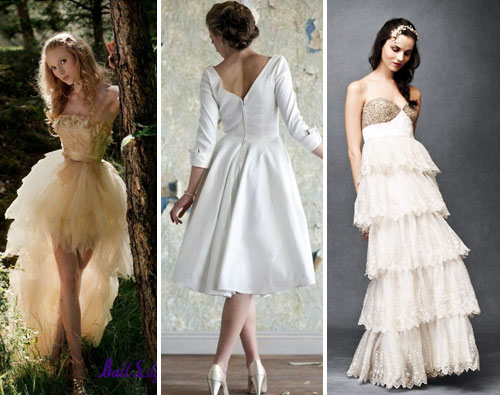 Non Traditional Wedding Dresses 119