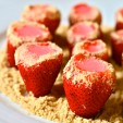Spike Your Sweets: Strawberry Cheesecake Jello Shots