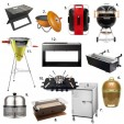 Get Your BBQ on with a Dozen Innovative Grills
