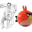 The BritList: Angry Birds Beach Balls, Bill Murray Coloring Books & More