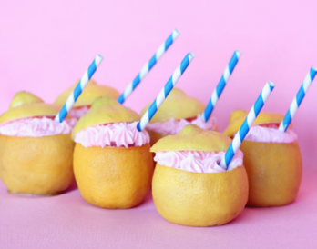 When Life Hands You Lemons…Make Cupcakes!