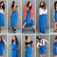 10 Ways to Style a Maxi Dress