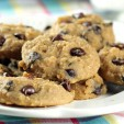 I Can't Believe These Are Healthy Chocolate Chip Cookies