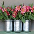 DIY Basics: Inside Out Painted Jars