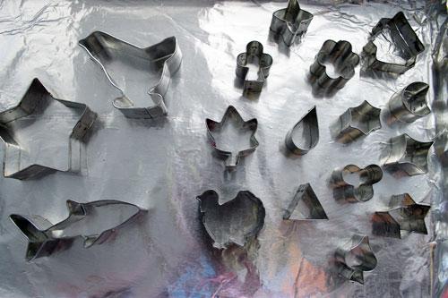 Как сделать формочку для леденцов своими руками