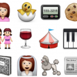 A Sneak Peek at the New Emoji Icons in iOS 6