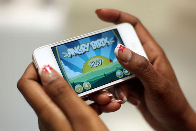 Гейм Арт к игре Angry Birds