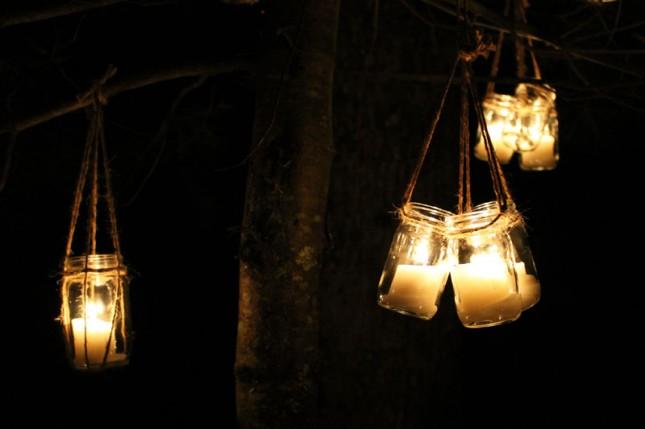 Свечной фонарь своими руками