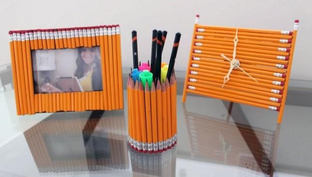 Из чего можно сделать карандаш своими руками