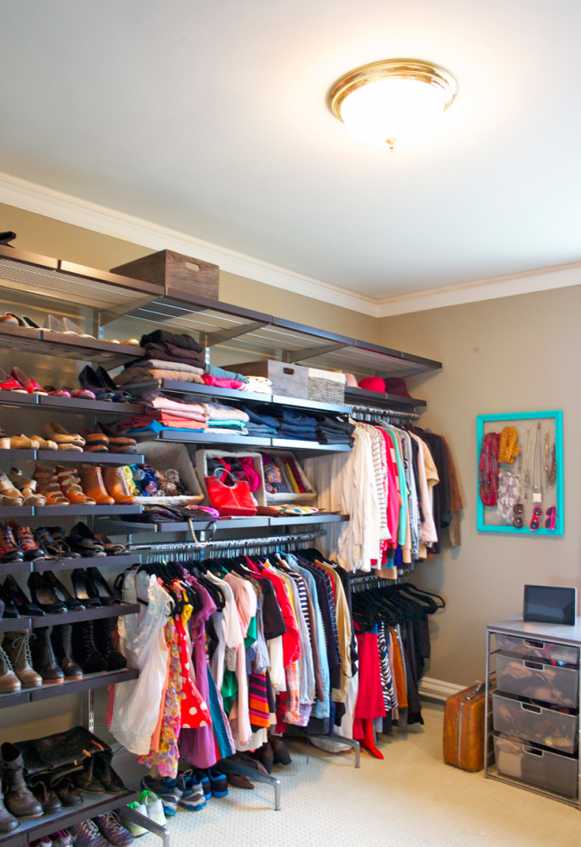 Before + After: Brit's Closet Transformation | Brit + Co