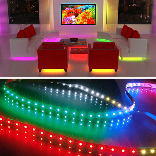 Cool Room Lighting: Light It Up! 15 Awesome LED Projects