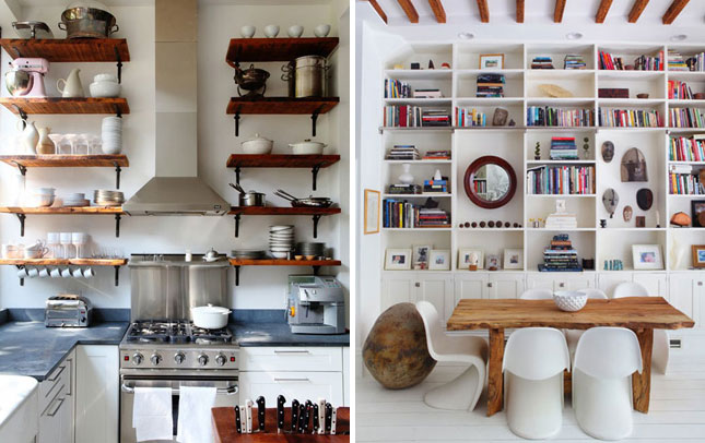 10 Inspiring Ideas for Creative Kitchen Design | Brit + Co.