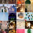 Let There Be Light! 20 Festive Holiday Light Ideas