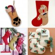 20 Ways to Make Your Own Holiday Stockings