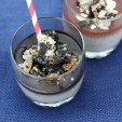 You Cotta Try our Spiked Oreo Panna Cotta
