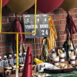 Touchdown! 20 Ideas for the Ultimate Super Bowl Party