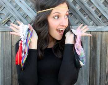DIY Headbands in Less than 5 Minutes