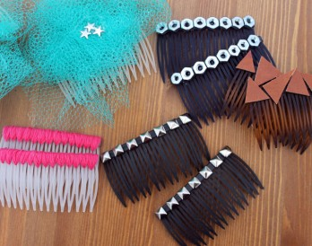 5 Easy Ways to Spruce Up Side Combs