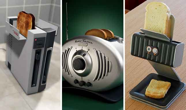 The Future Home 5 Toasters Straight From The Jetsons