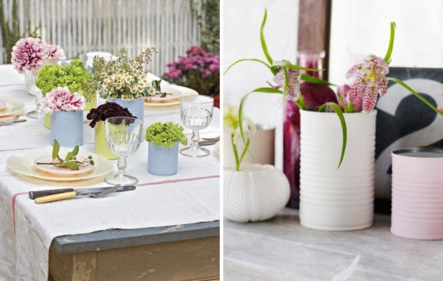 la primavera idee giardino fresco : Giardino Rustico Campagna: Flower bed retaining wall stones. Empoli ...