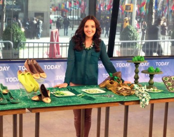 As Seen on the Today Show: 7 Simple St. Patrick's DIY Ideas