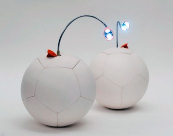 Soccket: A Soccer Ball That Harnesses Energy