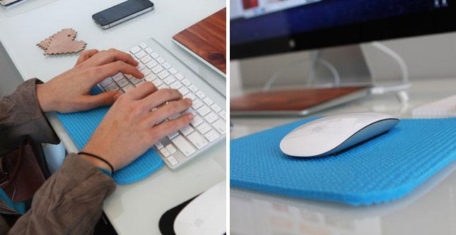9 trucchi per riciclare un tappetino da yoga arredo idee for Tappetino mouse fai da te