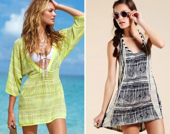 15 Beach-Ready Cover Ups