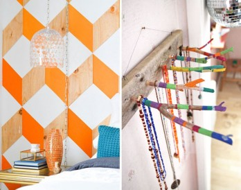 40 DIY Wood Projects We Love