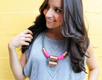 4 Ways to Wrangle Rope Into a Statement Necklace