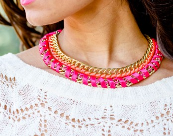 40 Gorgeous DIY Necklaces