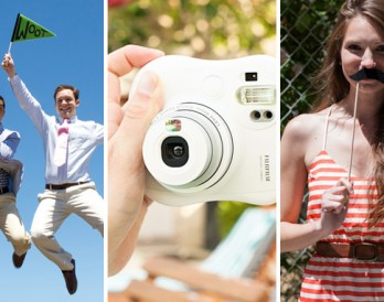 Who Wants a Free Fuji Instax Camera? (Photojojo Giveaway!)