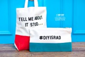Quote Tote &amp; Clutch