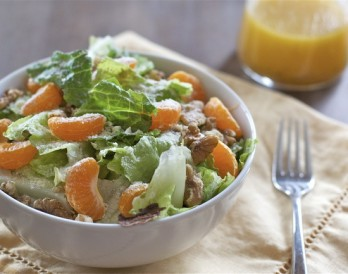 Citrus Walnut Salad Dressing