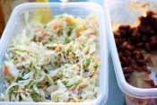 dead simple slaw + 6 heat wave reprieves