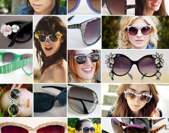 18 Unusual Ways to Style Up Your Sunnies