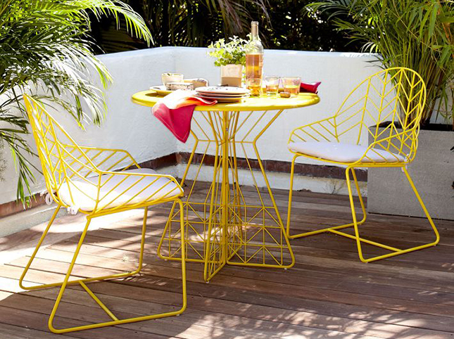25 Ways To Dress Up Your Deck Brit Co