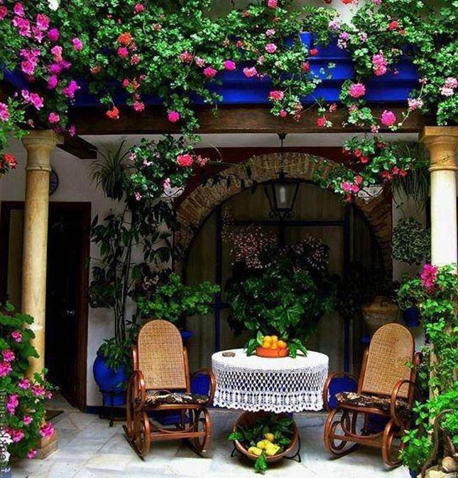15 idee per arredare balconi, terrazzi e verande  Guida Giardino